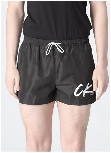 Calvin Klein Calvin Klein Şort Mayo Siyah